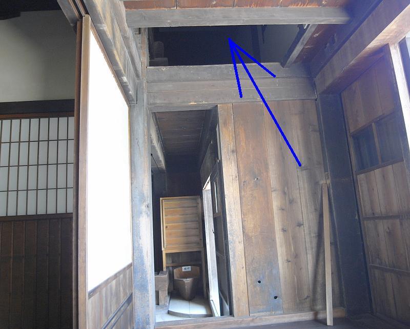 4 「荘川の里」の見どころ(高山市荘川町新渕)400円